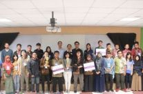 Tim FORMATIF Universitas Riau Raih 10 Besar Nasional Web Design Competition di BINUS University